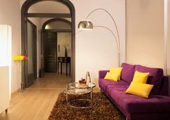 乌玛巴塞罗那住宿加早餐精品酒店 - 巴塞罗那 - 大厅