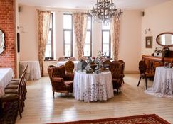 帕拉伊索酒店 - 加里宁格勒 - 餐馆