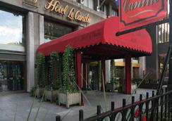 Hotel Le Cantlie Suites - Montreal - 建筑
