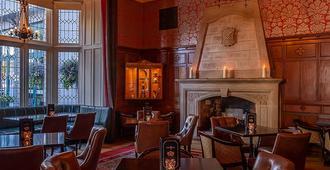 克朗塔夫城堡酒店 - 都柏林 - 餐馆