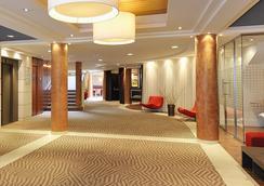 邦留酒店 - 阿讷西 - 大厅