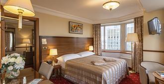 莫斯科金环酒店 - 莫斯科 - 睡房