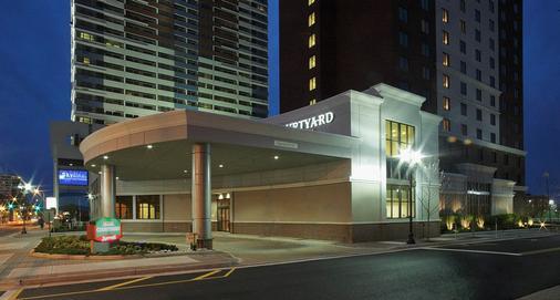 大西洋城万豪万怡酒店 - 大西洋城 - 建筑