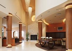 大西洋城万豪万怡酒店 - 大西洋城 - 大厅