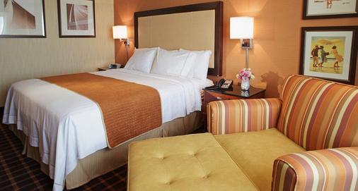 大西洋城万豪万怡酒店 - 大西洋城 - 睡房