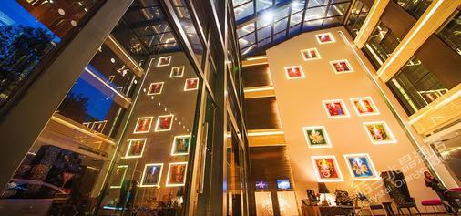 Crystal Orange Hotel Hangzhou - 杭州 - 大厅