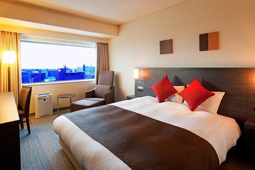 札幌世纪皇家酒店 - 札幌 - 睡房