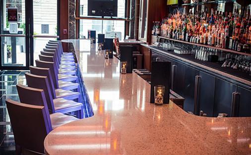 波士顿港岸旅店 - 波士顿 - 酒吧