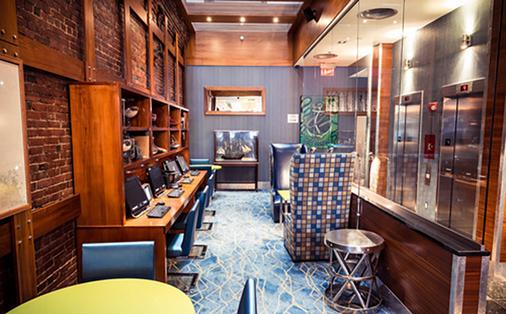 波士顿港岸旅店 - 波士顿 - 商务中心