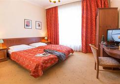 罗耶尔画馆酒店 - 布拉格 - 睡房