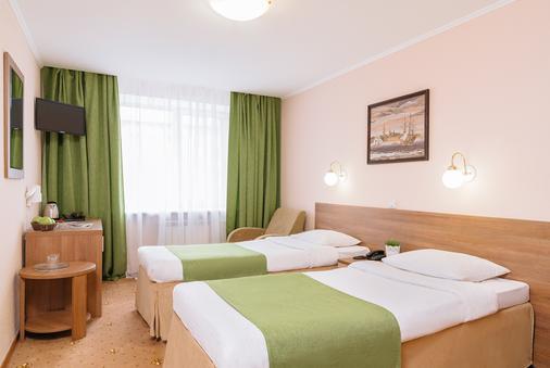 波拉斯特拉瓦酒店 - 圣彼德堡 - 睡房
