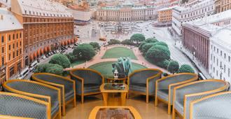 波拉斯特拉瓦酒店 - 圣彼德堡 - 休息厅