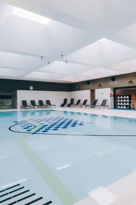 仙女座C酒店 - 奥斯坦德 - 游泳池