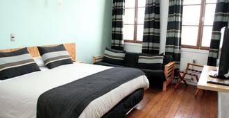乌尔特拉玛酒店 - 瓦尔帕莱索 - 睡房