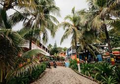 Hotel Sunset - San Andrés - 户外景观