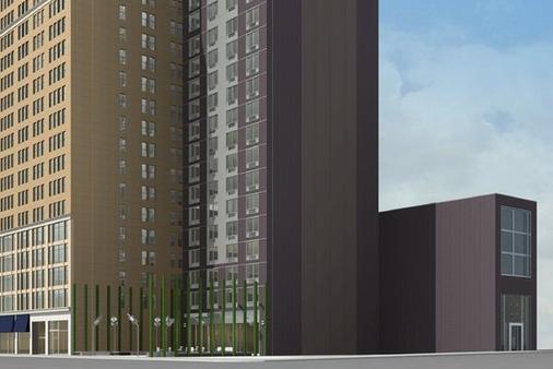 纽约时代广场假日酒店 - 纽约 - 建筑