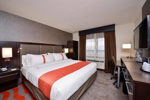 纽约时代广场假日酒店 - 纽约 - 睡房