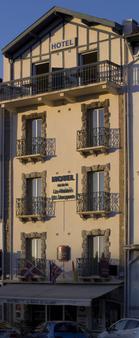 乐莱斯圣雅克酒店 - 圣让-德吕兹 - 建筑