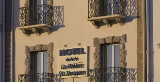 圣雅克勒雷莱斯酒店 - 圣让-德吕兹 - 建筑