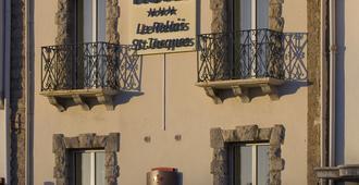 乐莱斯圣雅克酒店 - 圣让-德吕兹