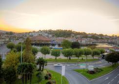 乐莱斯圣雅克酒店 - 圣让-德吕兹 - 户外景观