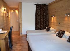 艾德维斯酒店 - 布里昂松 - 睡房