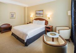 布加勒斯特雅典娜宫希尔顿酒店 - 布加勒斯特 - 睡房