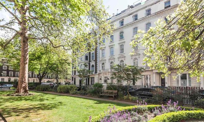 玫瑰园酒店 - 伦敦 - 建筑