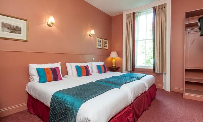 玫瑰园酒店 - 伦敦 - 睡房