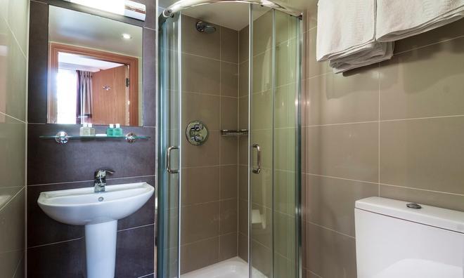 玫瑰园酒店 - 伦敦 - 浴室