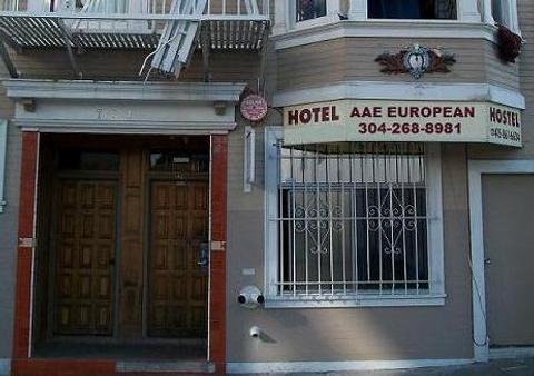 旧金山欧洲招待酒店 - 旧金山 - 建筑
