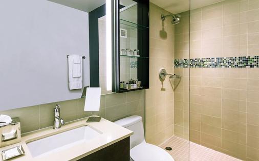 海登酒店 - 纽约 - 浴室