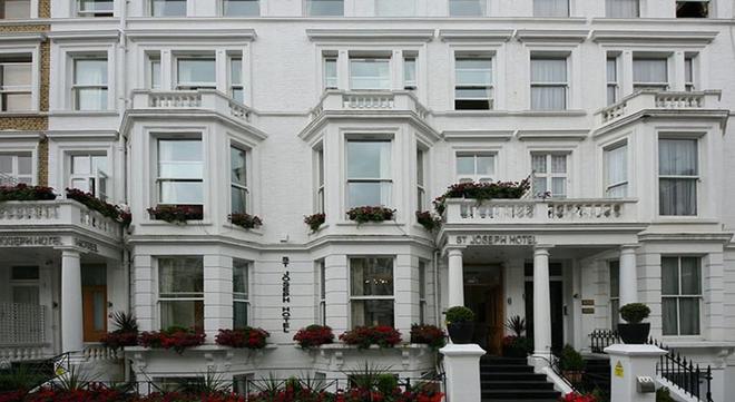 圣约瑟夫酒店 - 伦敦 - 建筑
