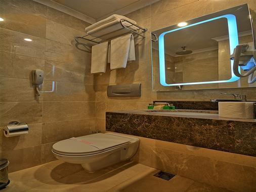 伊斯坦布尔萨米尔酒店 - 伊斯坦布尔 - 浴室