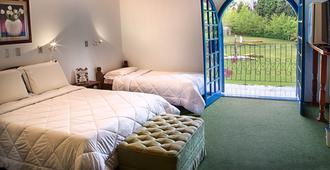 格拉玛多宫殿酒店 - 格拉玛多 - 睡房