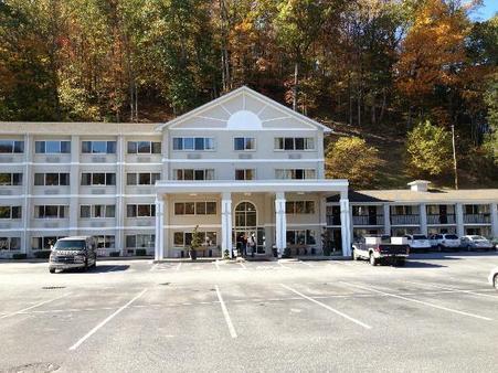 切诺基大酒店 - Cherokee - 建筑