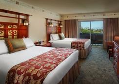 Disney's Grand Californian Hotel and Spa - 安纳海姆 - 睡房