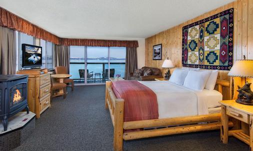 塔霍湖岸旅馆及Spa - 南太浩湖 - 睡房
