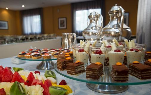圣保罗波尔图湾酒店 - 圣保罗 - 食物