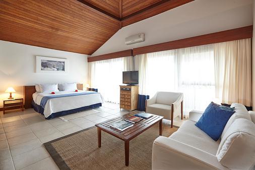 布什奥斯波图湾酒店 - 布希奥斯 - 睡房
