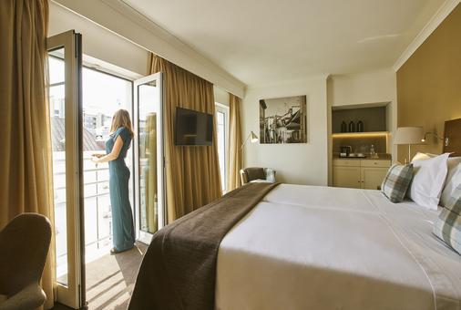 马尔克斯波尔图湾度假酒店 - 里斯本 - 睡房