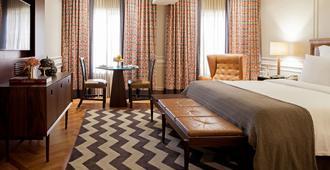 圣保罗波尔图湾酒店 - 圣保罗 - 睡房