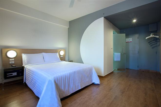 图恩酒店-合艾 - 合艾 - 睡房