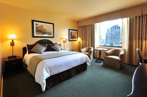 多纳特罗俱乐部酒店 - 旧金山 - 睡房