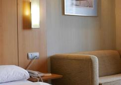 马拉加西班牙波萨达斯酒店 - 马拉加 - 睡房
