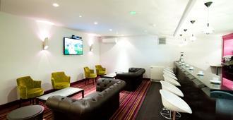 伦敦安全住宿大象与城堡青年旅馆 - 伦敦 - 休息厅