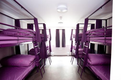 伦敦安全住宿大象与城堡青年旅馆 - 伦敦 - 睡房