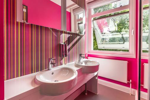 Yha伦敦荷兰公园酒店 - 伦敦 - 浴室