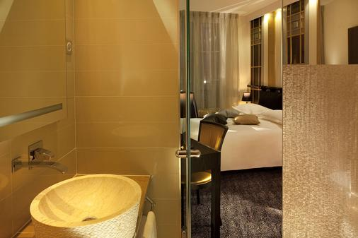 巴黎秘密设计酒店 - 巴黎 - 浴室