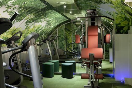 巴黎秘密设计酒店 - 巴黎 - 健身房